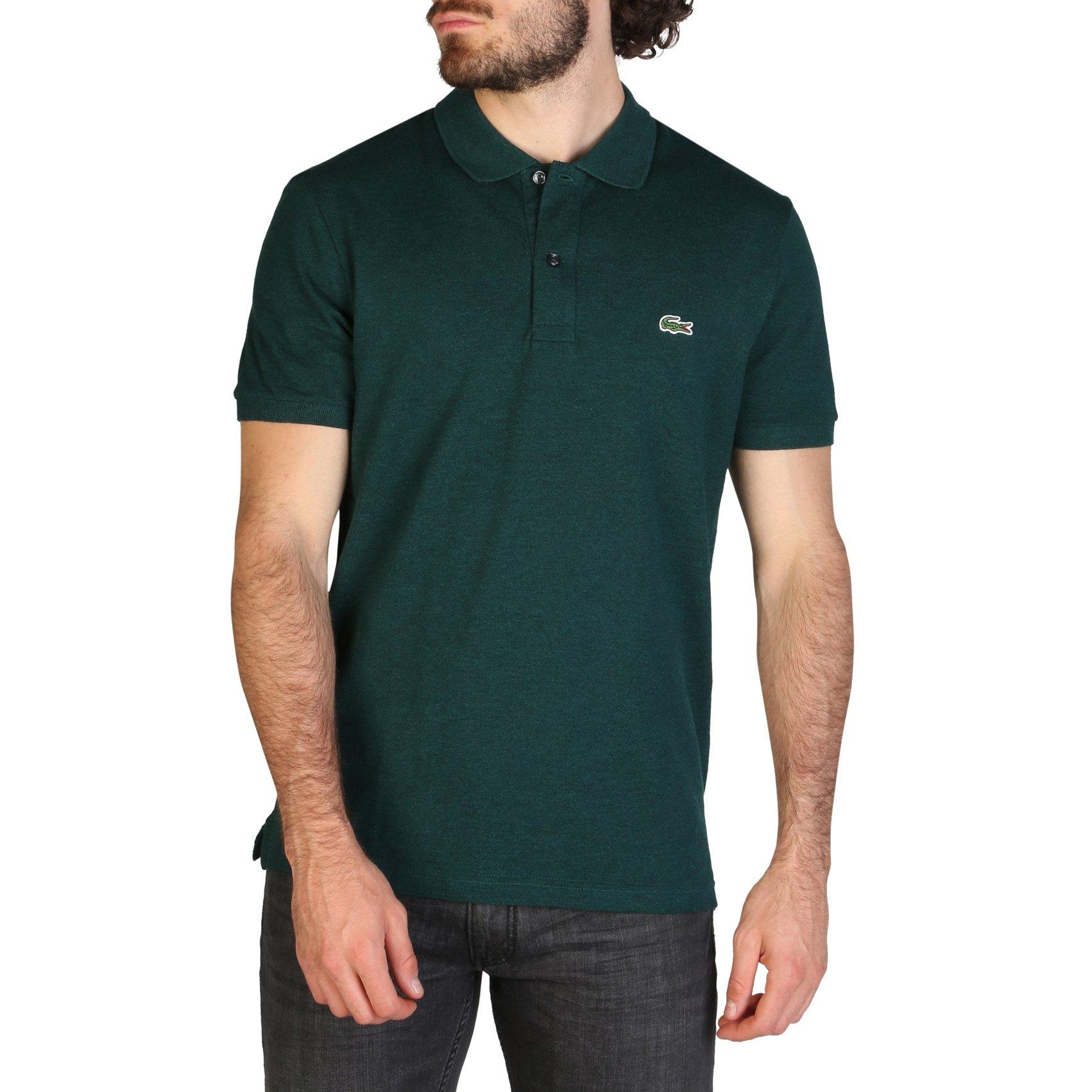 Lacoste Men's Polo Shirt Various Colours PH4012_SLIM - green S