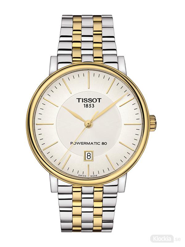 TISSOT Carson Premium Powermatic 80 T122.407.22.031.00