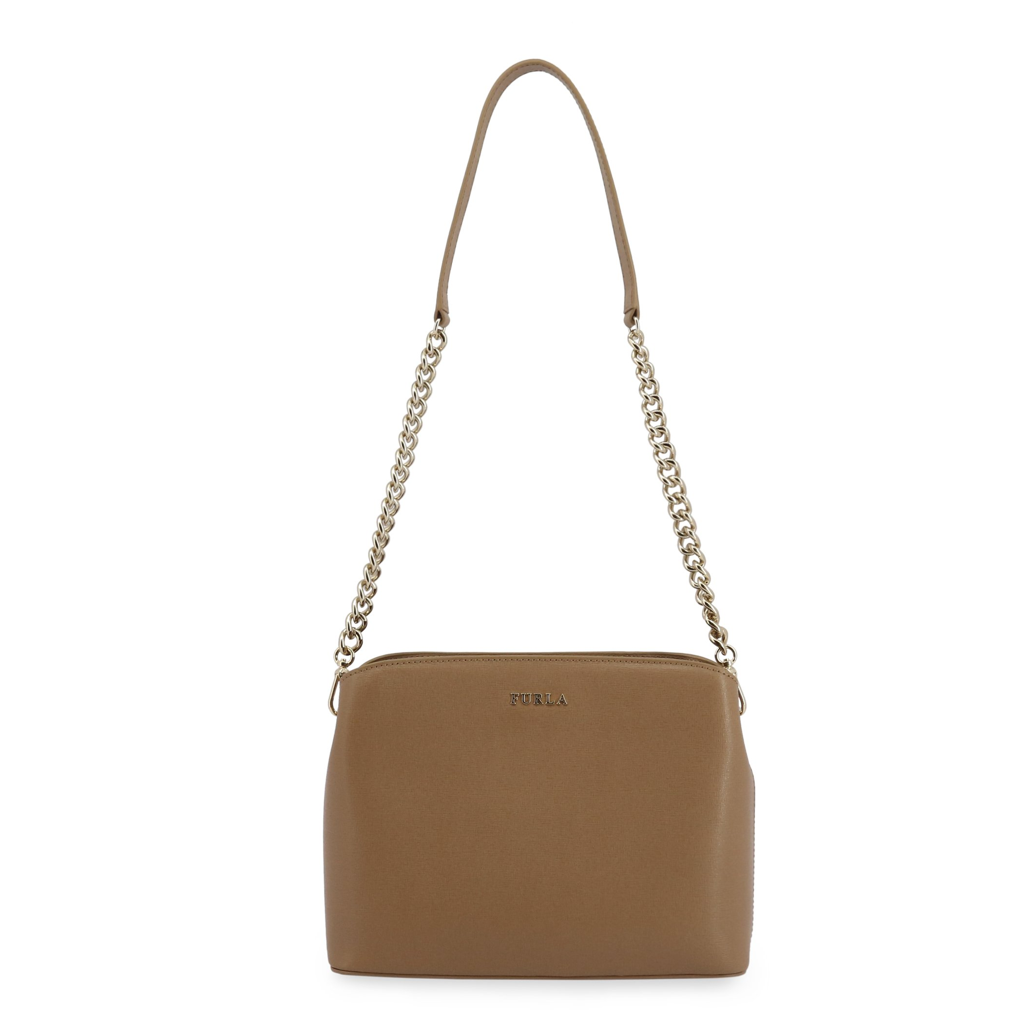 Furla Women's Shoulder Bag Various Colours TESSA_BWA9 - brown NOSIZE