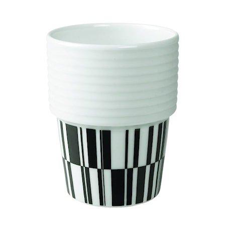 Filippa K Kaffe/tekrus 2 pk 31 cl Deco/svart