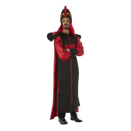 Aladdin Jafar Maskeraddräkt - Standard