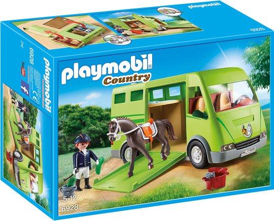 Playmobil 6928 Hestetransport