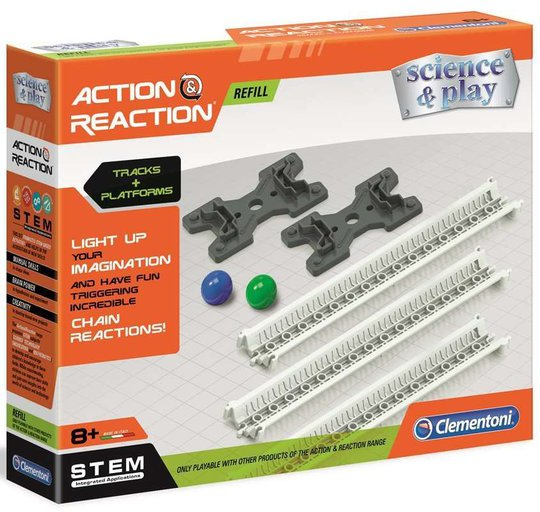 Clementoni Action & Reaction Ekspansjonspakke