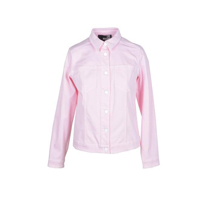 Love Moschino Women's Blazer Pink 213273 - pink 44