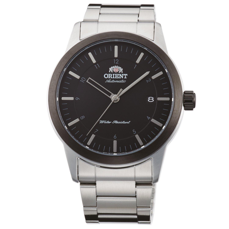 Orient Men's Watch Silver FAC05001B0