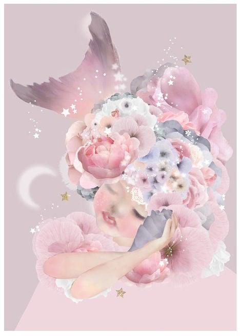 Schmooks Juliste Mermaid Dreaming