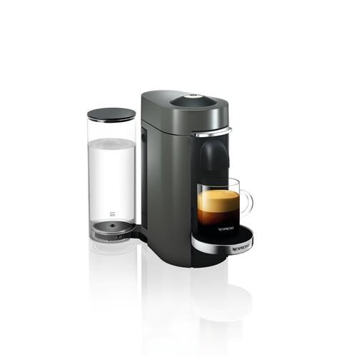Nespresso Vertuo Plus Titan D Kapselmaskin - Titanium