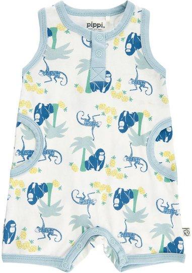 Pippi Jumpsuit, Sterling Blue, 50