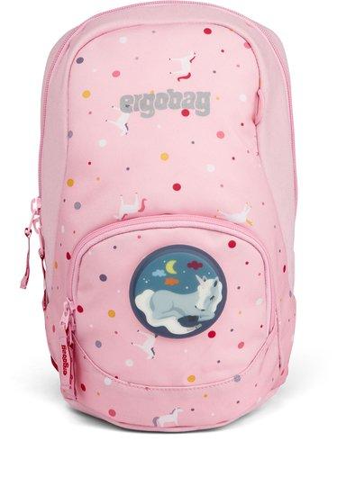 Ergobag Ease Fantasy Ryggsekk 6L, Pink Unicorns