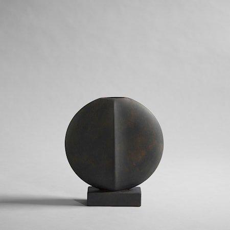 Guggenheim Mini Vase Coffee
