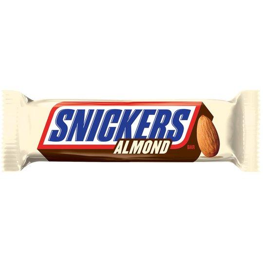 Snickers Almond - 40% rabatt