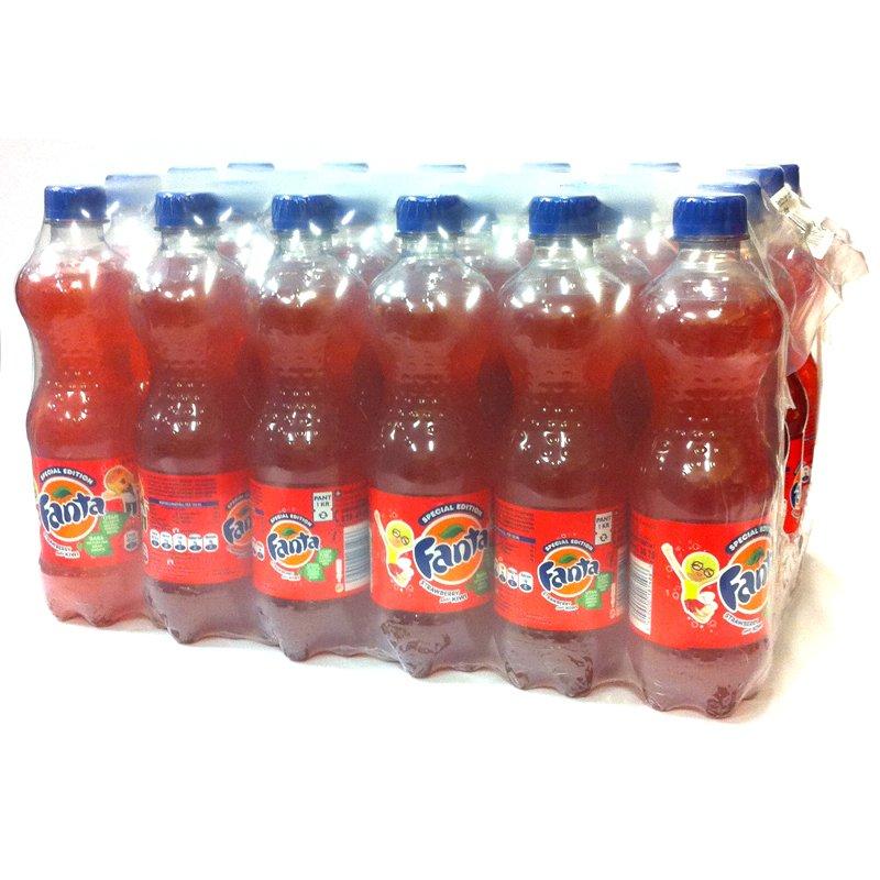 Fanta Strawberry & Kiwi 24-pack - 61% rabatt