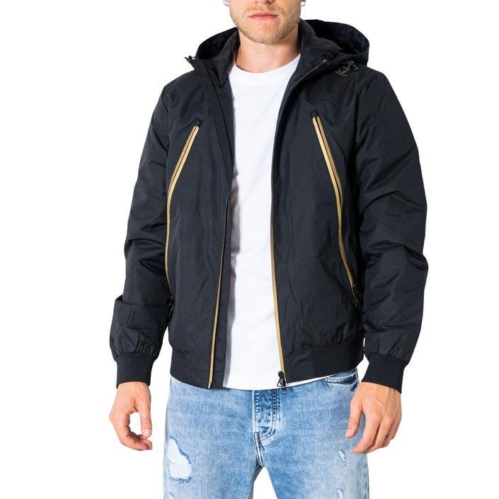 Ea7 Men's Blazer Black 305732 - black M
