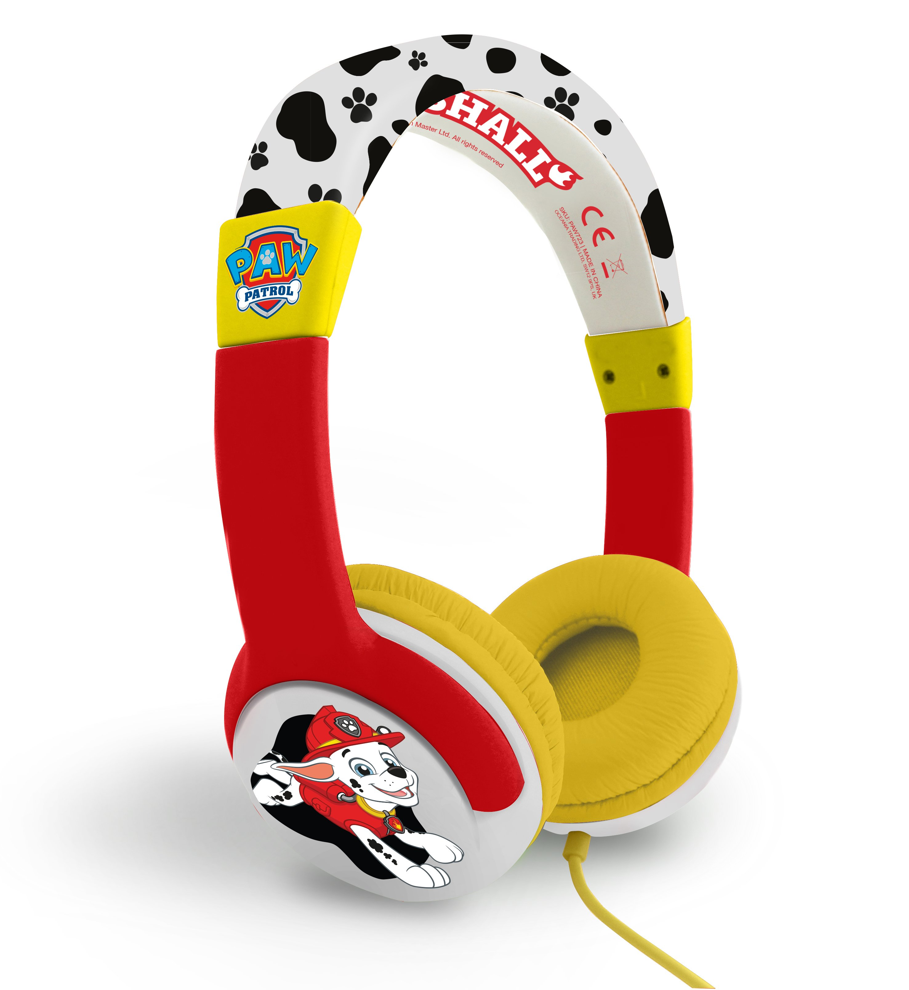 OTL - Junior Headphones - Paw Patrol Marchall (856546)