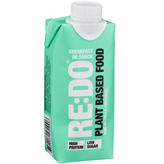 Växtbaserad Proteindryck Vanilla - 24% rabatt