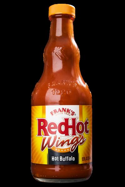 Franks RedHot Hot Buffalo Wing Sauce 354ml