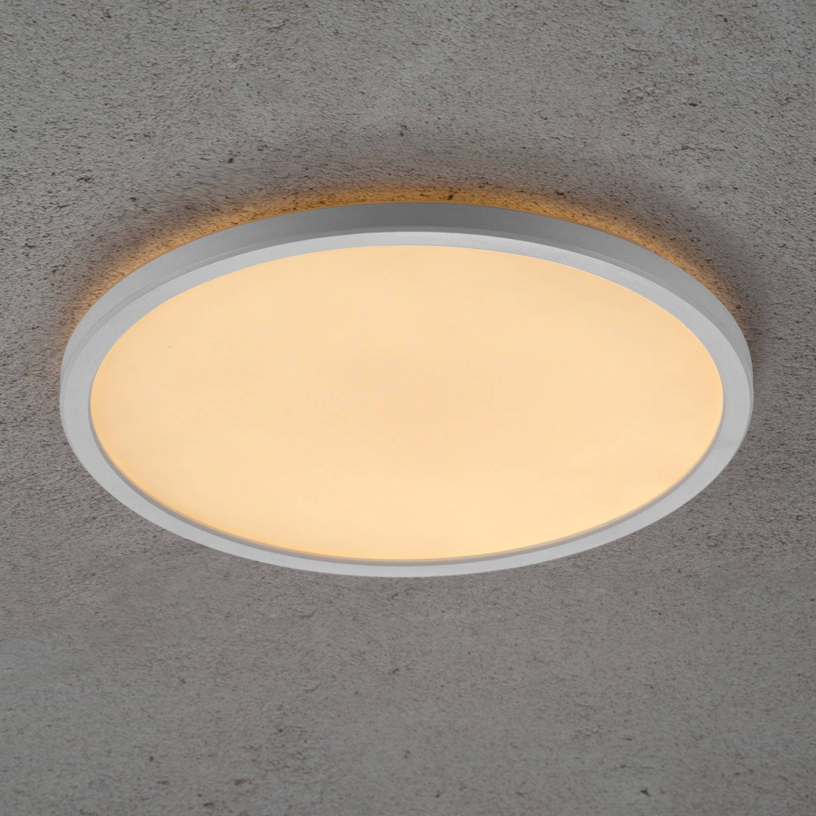 LED-kattovalaisin Planura, himmennettävä, Ø 29 cm
