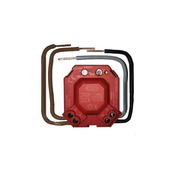 Elko 1363241 Rasiahimmennin 2-johdinta, 4-100 W LED