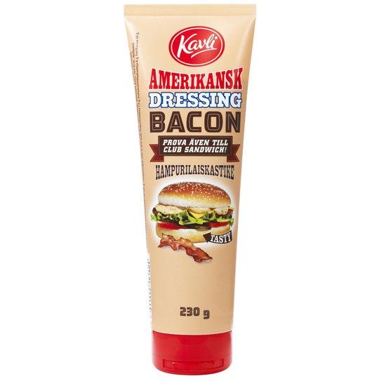 Hampurilaiskastike Bacon - 31% alennus