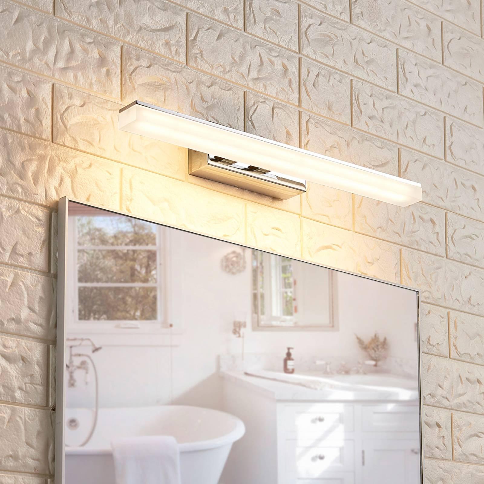 Julie - pitkänomainen LED-kylpyhuonevalaisin