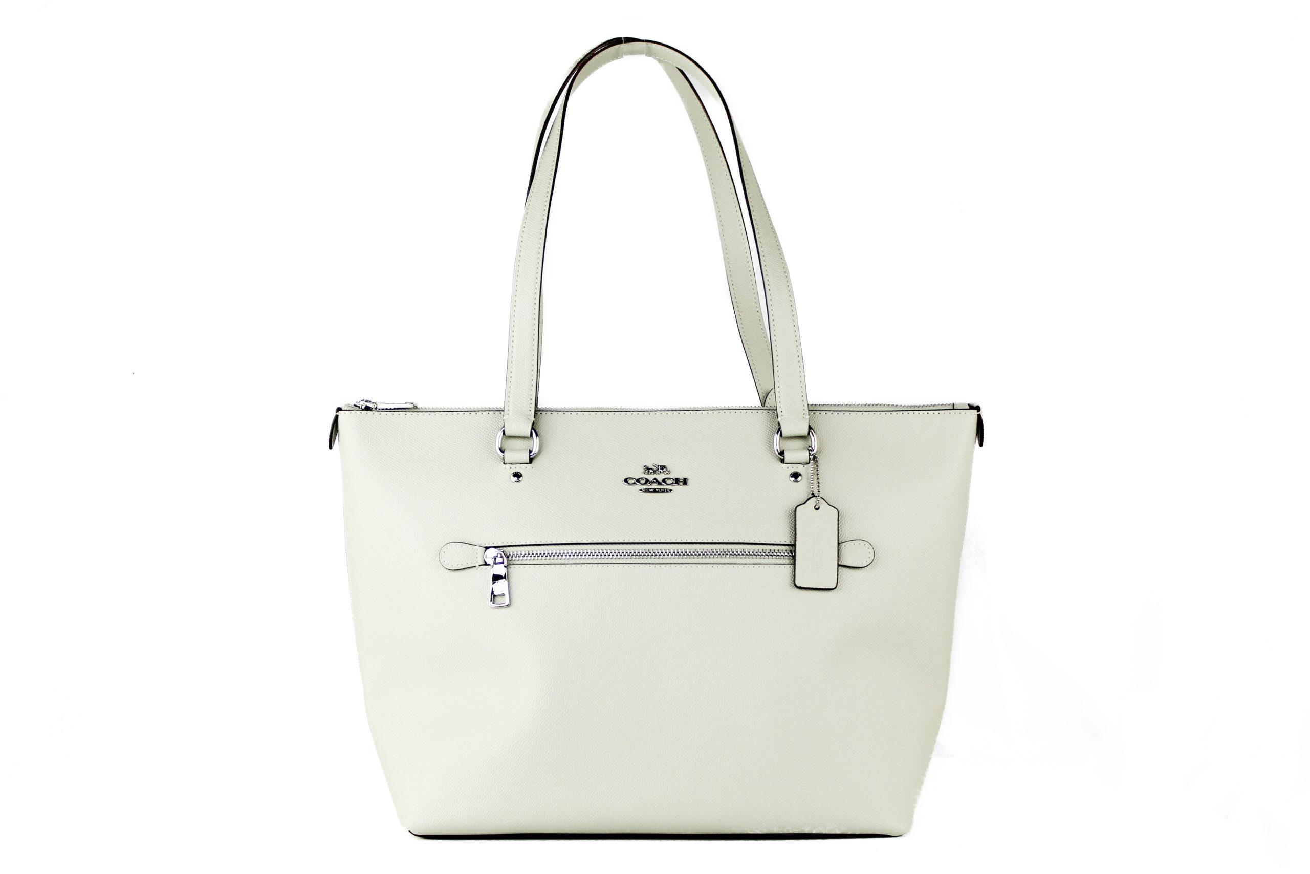 COACH Women's Tote Bag Pale Green 93655