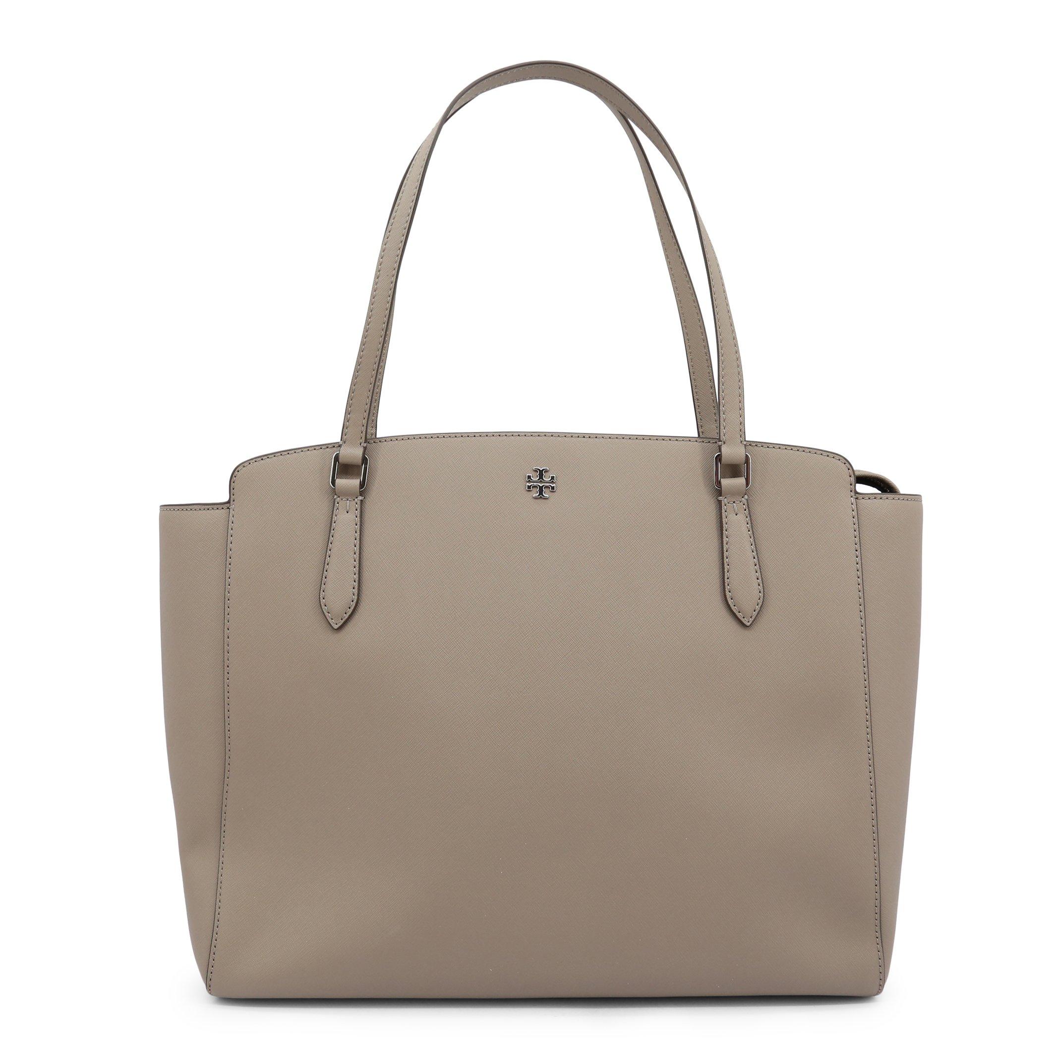 Tory Burch Women's Shopping Bag Blue 64190 - brown-1 NOSIZE