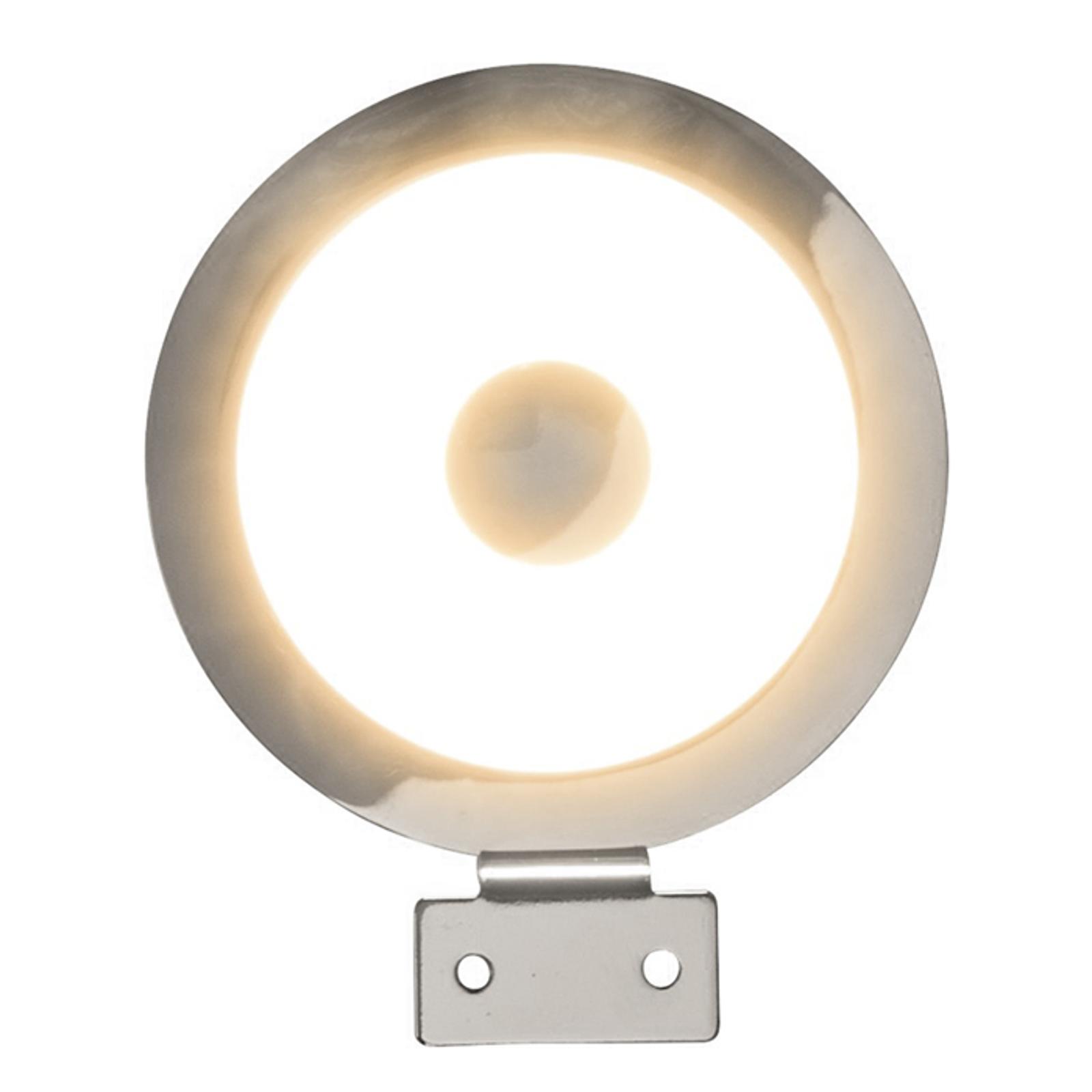 Pyöreä LED-peilivalaisin Tondo