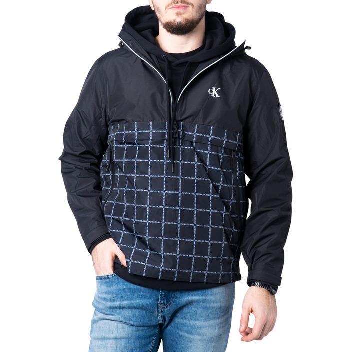 Calvin Klein Jeans Men's Jacket Black 184610 - black XS