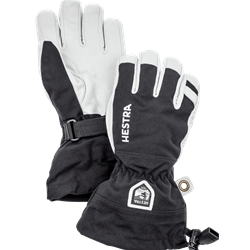 Hestra Army Leather Heli Ski Jr. - 5 Finger
