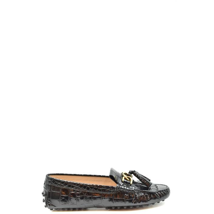 Tod`s Women's Loafer Black 179300 - black 37