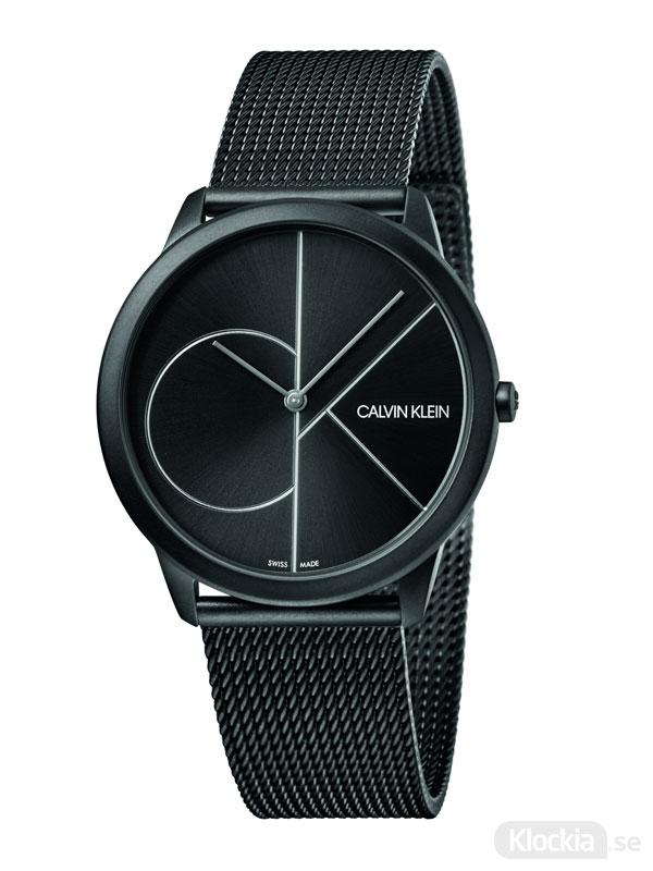 Herrklocka Calvin Klein Minimal Ext K3M5145X