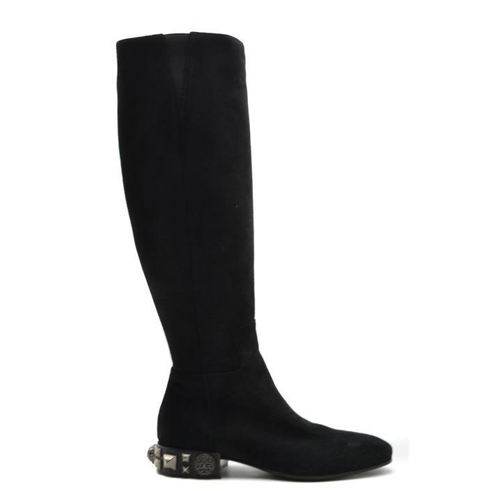 Dolce & Gabbana Women's Boots Black 173604 - black 36