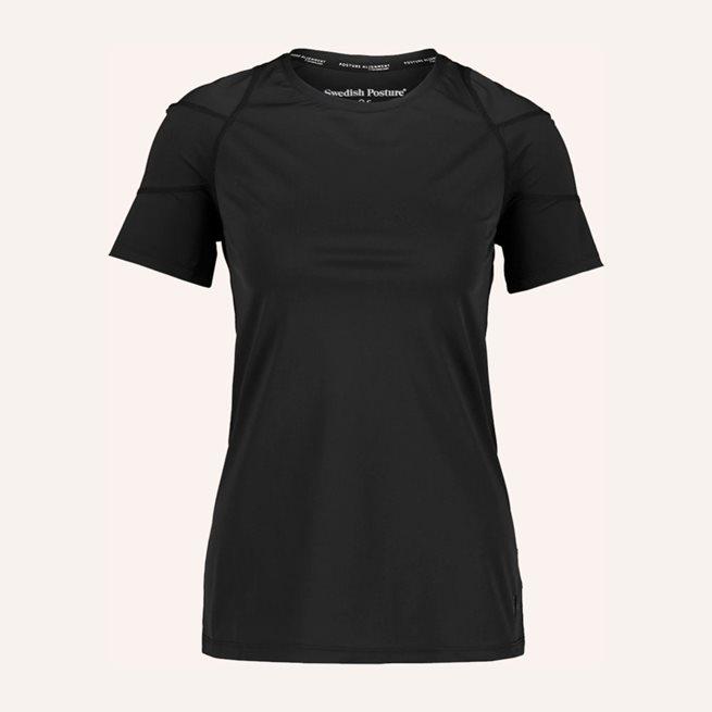 Swedish Posture REMINDER t-shirt Woman, Stöd & skydd