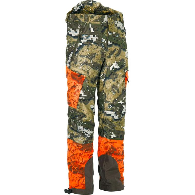 Swedteam Ridge M Trousers Veil/Fire 50 Jaktbukse i Veil/fire kamo