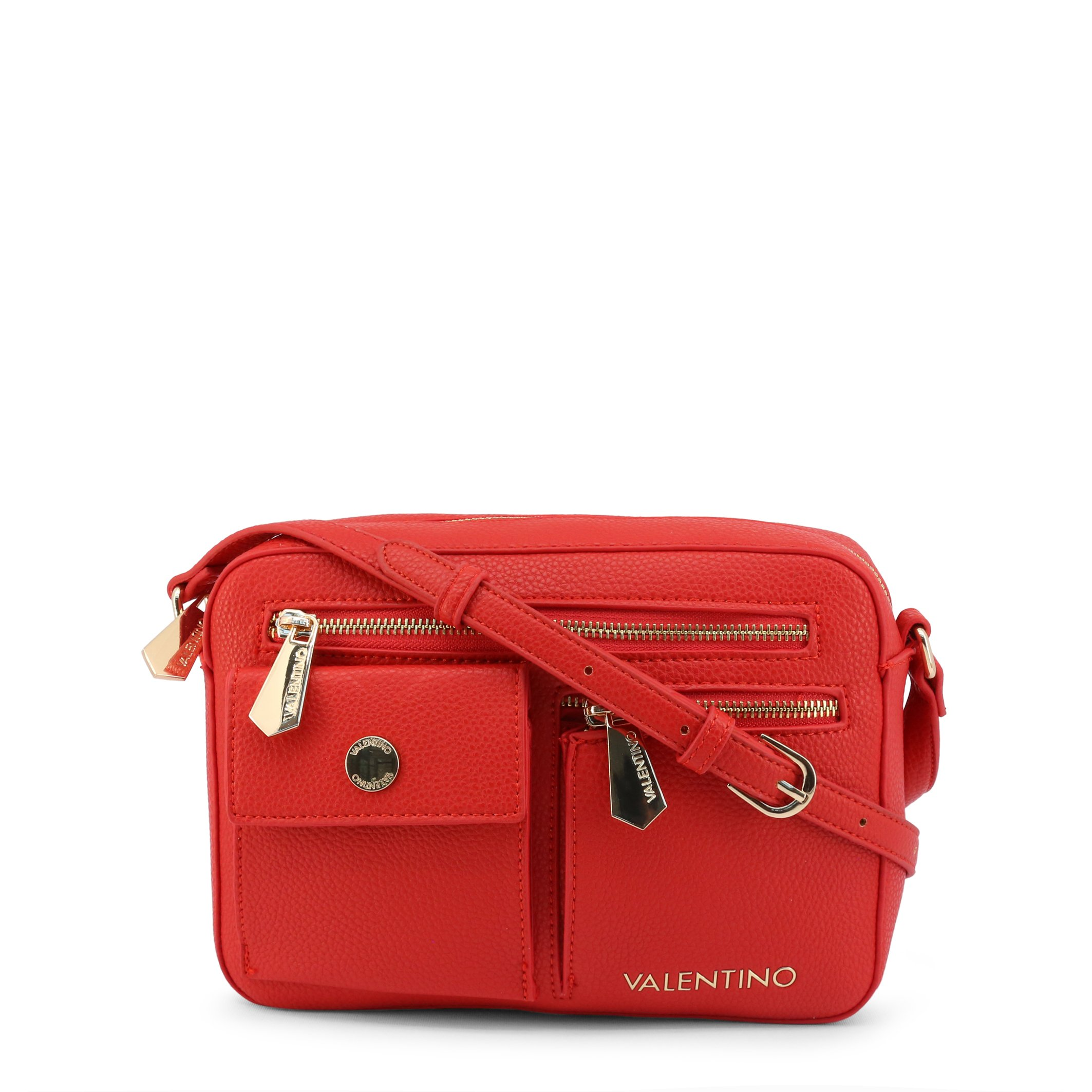 Valentino by Mario Valentino Women's Clutch Bag Various Colours CASPER-VBS3XL03 - red NOSIZE