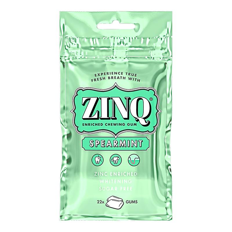 ZINQ Spearmint - 31,5 gram