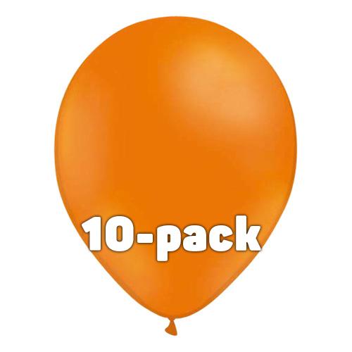 Ballonger Orangea - 10-pack