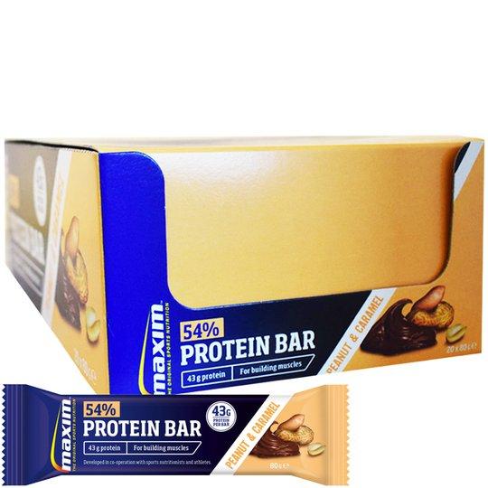 """Laatikollinen Proteiinipatukoita """"Tasty Peanut"""" 20 x 80g - 33% alennus"""