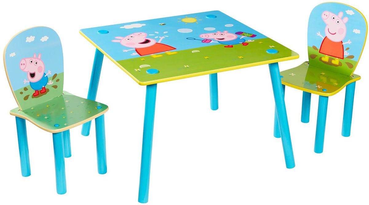Pipsa Possu Pöytä & Tuolit