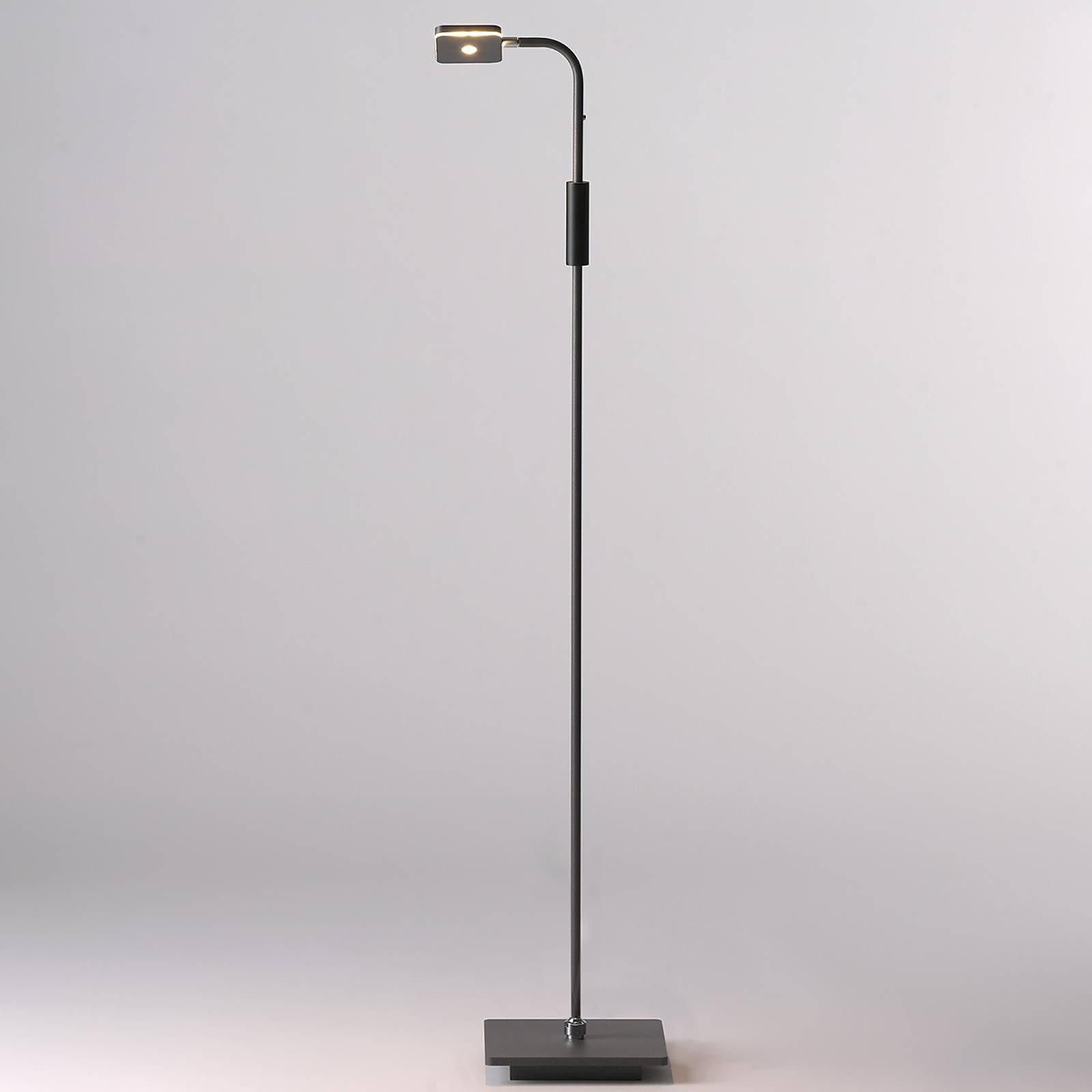 Bopp Move -LED-lattiavalo akulla, antrasiitti