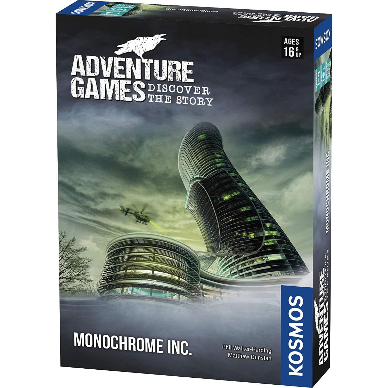 Adventure Games: Monochrome (English) (KOS1446)