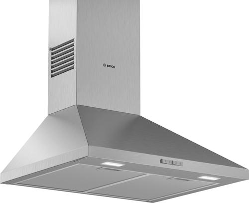 Bosch Dwp64bc50 Serie 2 Vägghängd Köksfläkt - Rostfritt Stål