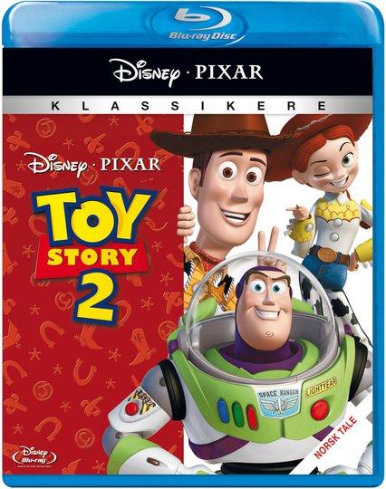 Disney Pixar Toy Story 2 Blu-Ray