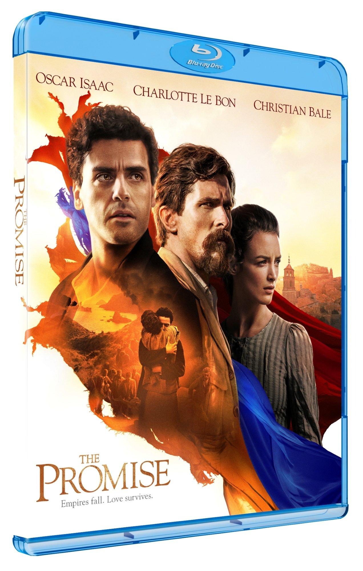 Promise, The (Oscar Isaac) (Blu-Ray)