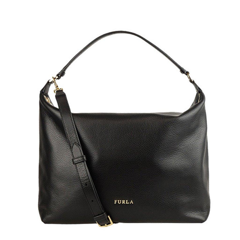 Furla Women's Shoulder Bag Black SOPHIE_BABMYE0 - black NOSIZE