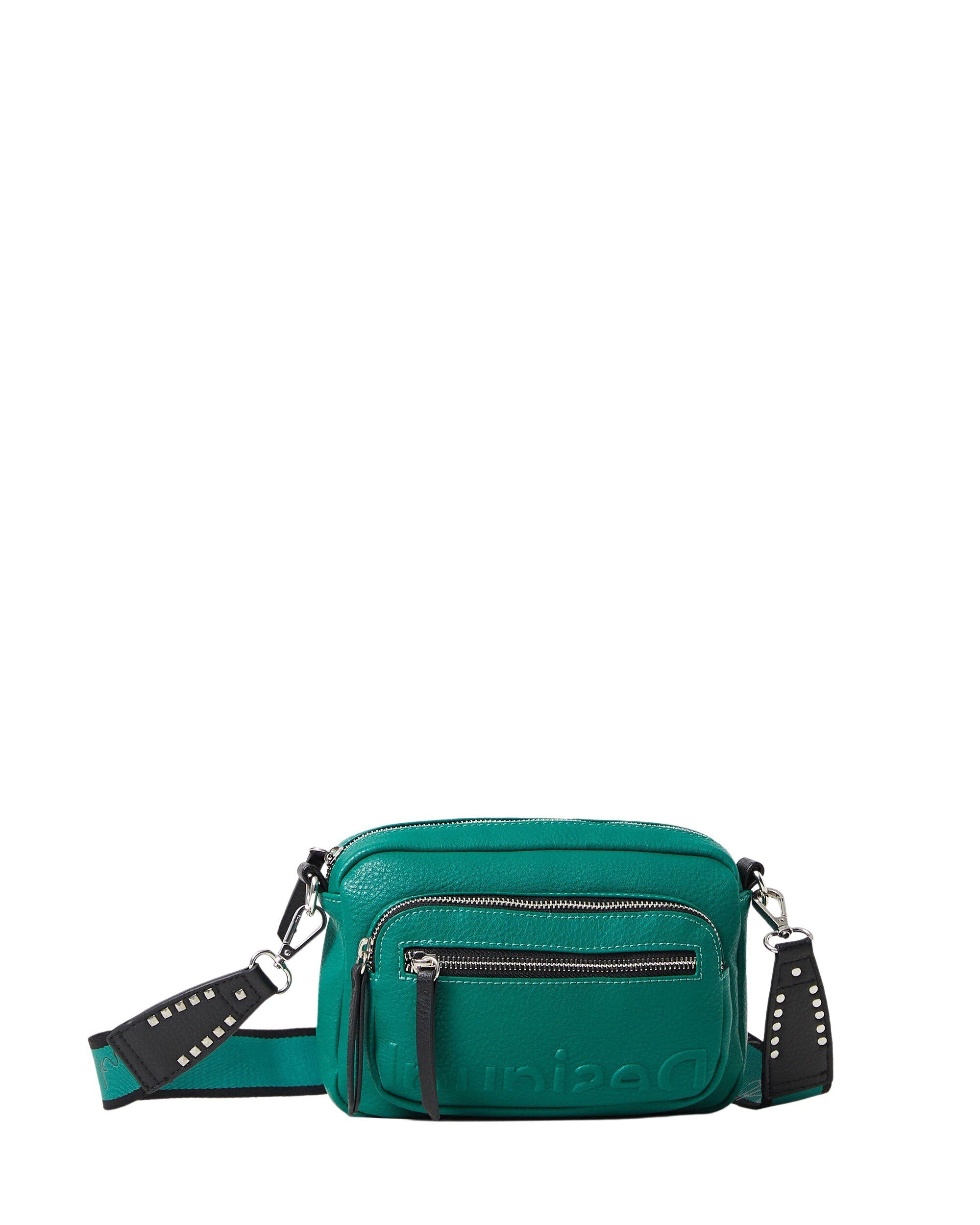 Desigual Women's Handbag Beige 305857 - green UNICA