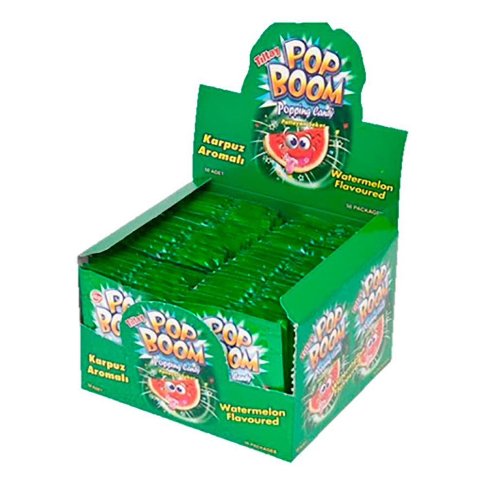 Pop Boom Watermelon - 50-pack
