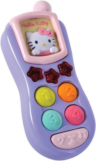 Hello Kitty Leketelefon