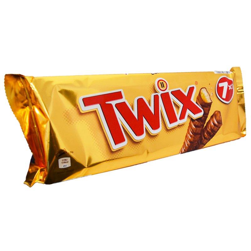 Twix 350g - 36% rabatt