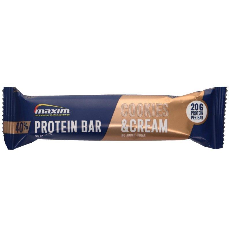 Proteiinipatukka Cookies & Cream - 22% alennus
